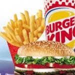 Burger King. O problema está nas batatas