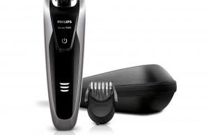 Máquina de Barbear eléctrica Philips Series 9000 S9111 foto1