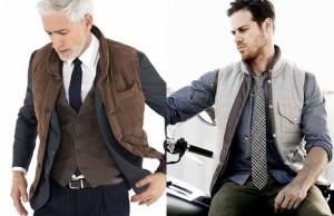 estilo e moda - casaco sem mangas