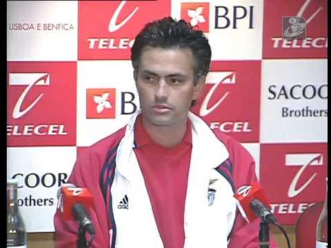 """Sabry foi uma das primeiras """"vítimas"""" de José Mourinho"""