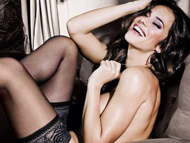 Cláudia Vieira na Playboy?
