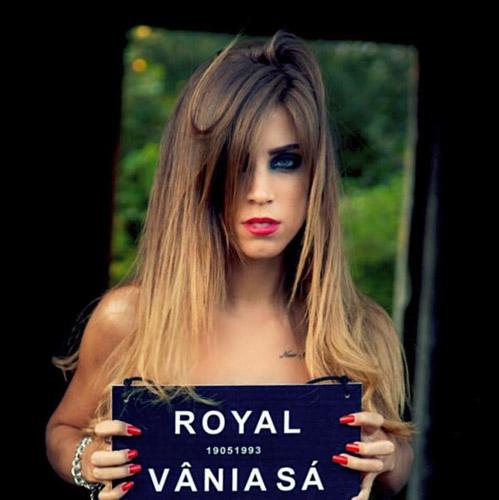 10 fotos provocantes de Vânia Sá