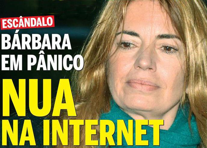 Fotos de Bárbara Guimarães caem na internet