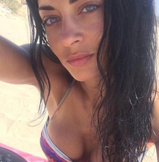 Diana Monteiro exibe os seus novos seios