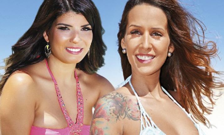 Sofia Sousa e Érica Silva estão viciadas!