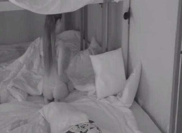TVI: Sofia Buinho farta-se de gemer!