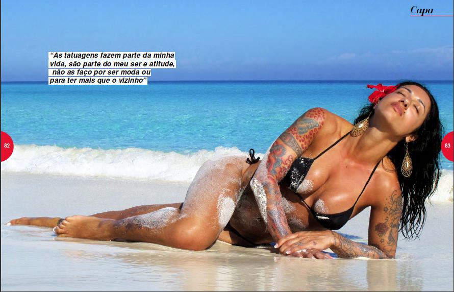 Fotos ana malhoa hot magazine 12