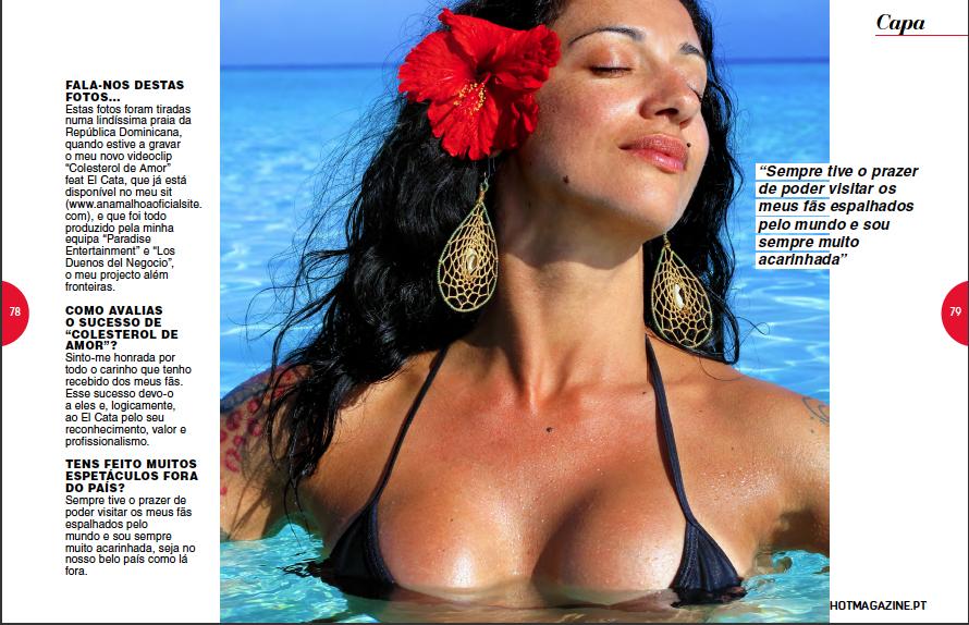 Fotos ana malhoa hot magazine 92
