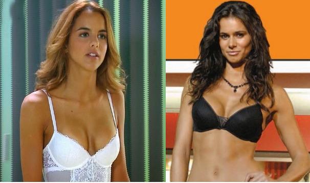 Sara Matos e Cláudia Vieira não se podem ver à frente