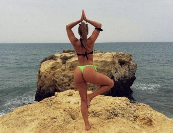 Juliana Rocha, a pentacampeã de boxe que é uma brasa