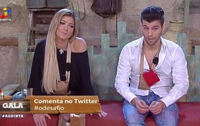 Tiago Ginga não esquece Maria Leal