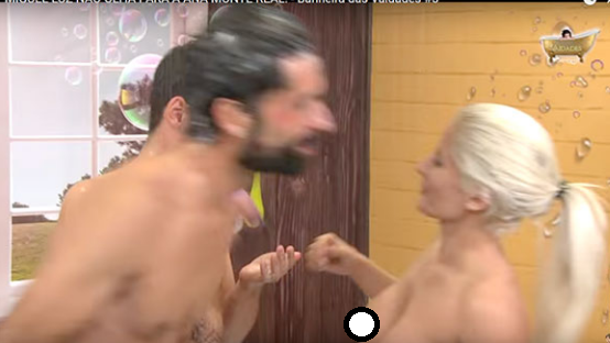 Vídeo prova que há mesmo nudez no programa de Raminhos