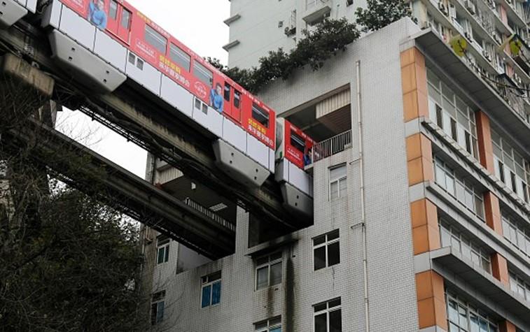 estação de comboio china