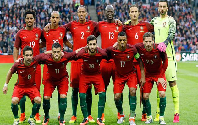 Portugal-squad