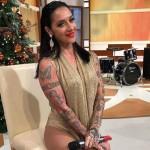 Ana Malhoa dá valente tralho durante atuação na TVI