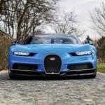 Bugatti Chiron estabelece novo recorde e não é de velocidade