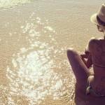 A cantora portuguesa Aurea está ter umas férias de sonho… e mostra corpo de sonho!
