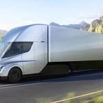 Vídeo mostra a aceleração poderosa do camião da Tesla