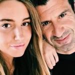Sem pudor! Filha de Luís Figo tira fotografia… aos seios