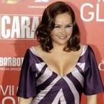 A atriz portuguesa Helena Laureano foi obrigada a colocar silicone