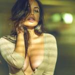 É filha de indianos e portugueses, posou nua para a Playboy e adora CR7 (com fotos)
