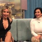 Luciana Abreu junta-se a antiga atriz pornográfica (que foi casada 17 vezes, a última delas com um português)