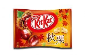 Já experimentou Kit Kat de castanhas? Está à venda em Portugal
